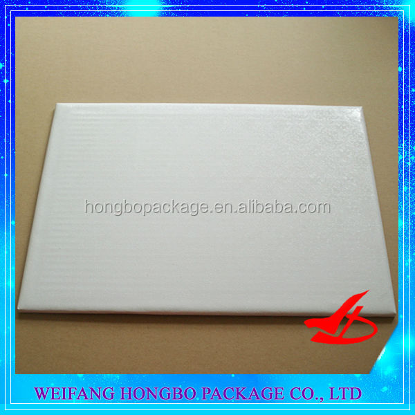 full sheet double wall corrugated cake board