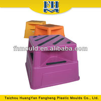 Hot Sales Moulding Step Stool Chair Plastic Injection Mould