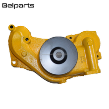 Excavator engine part SAA6D108E-2A 6D108 6222-63-1500 water pump for PC300-6 PC300LC-6 PC300SC-6 BR300S-1