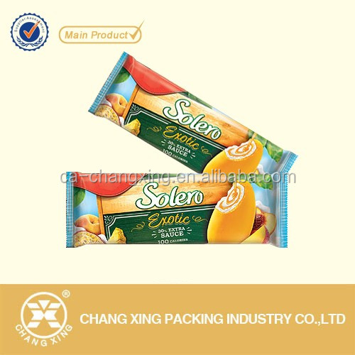 plastic sachet plastic film for chocolate bar wrapper