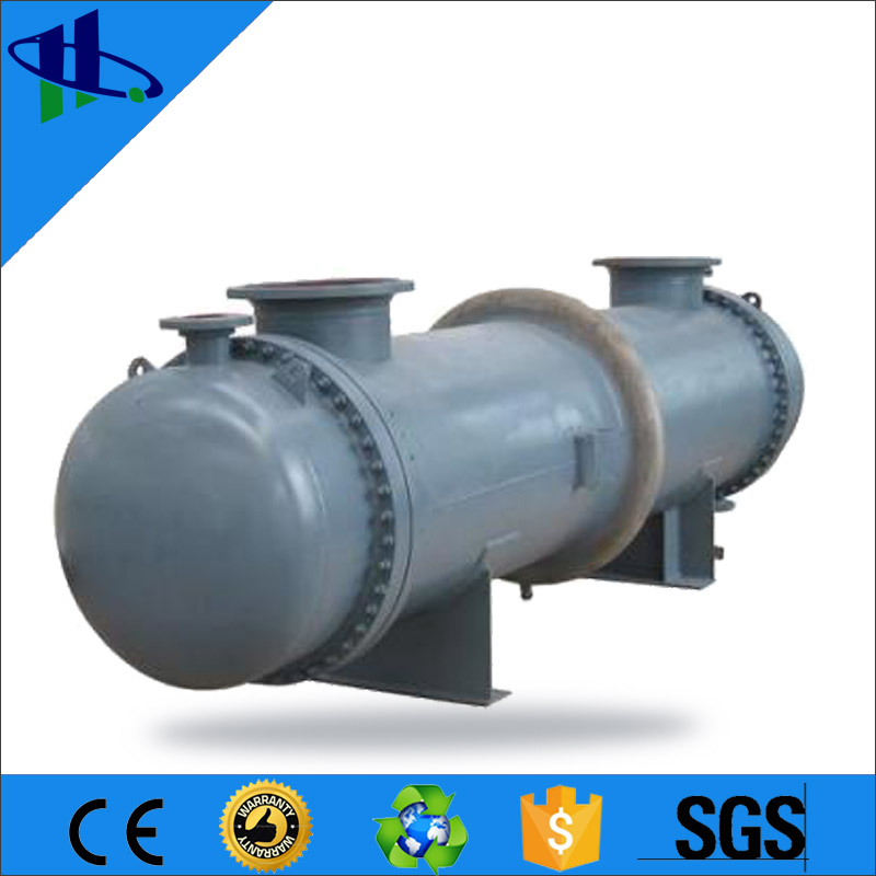 CE Certification Tube and shell Heat Exchanger Structure