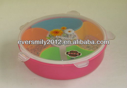 Plastic Chinese Candy Box