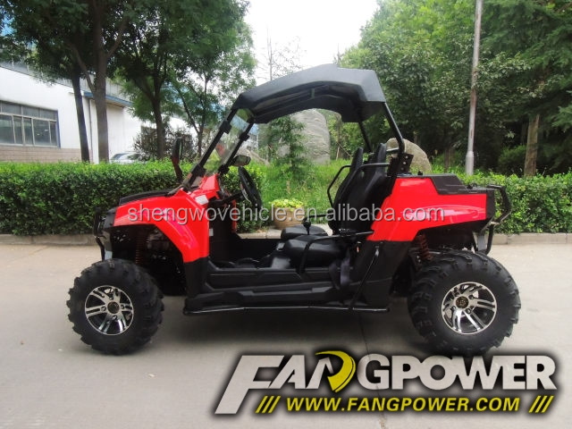 new style side by side CVT 150cc 200cc utv for sale