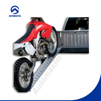 Alloy Aluminium Motorcycle Truck Ramp Telescope
