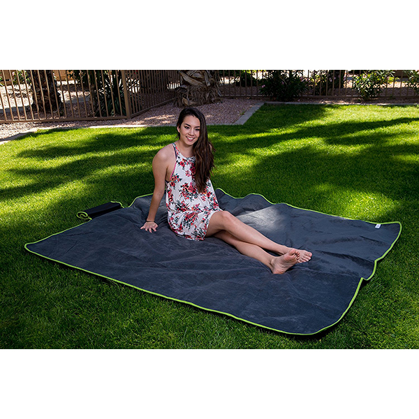 Windproof Soft Warm Portable Picnic Blanket