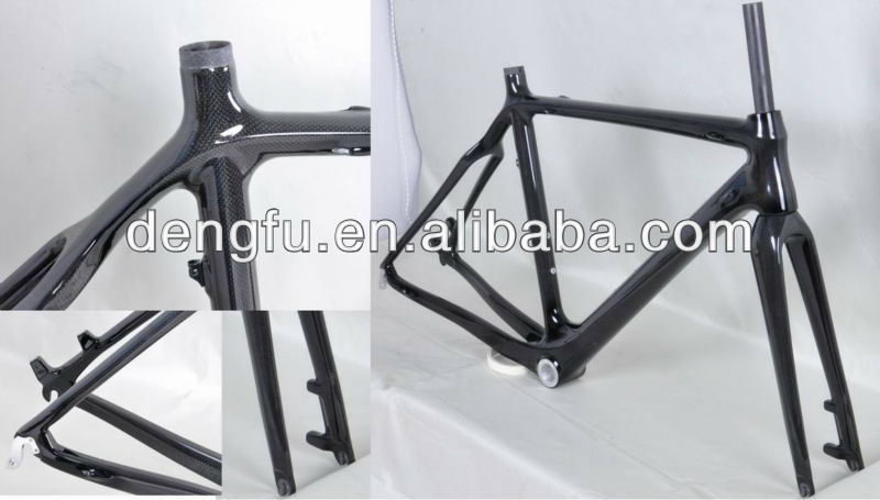 2013 DISC brake hot carbon bicycle frame FM059