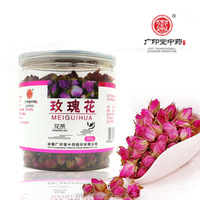 Dried Red Rose Bud Tea