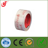 Custom printed packing tape Bopp film for Company and Carton Sealing Customized