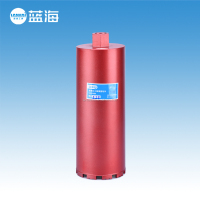 Diamond core drill bit for concrete/wall/brick