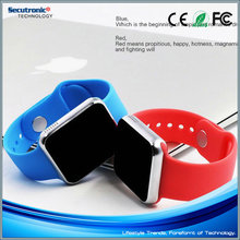 Kenxinda Smart Watch Mobile Phone A1 For IOS Android Phone With Heart Rate MTK 6261