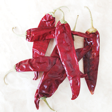 Serve Chinese dry American red hot chili