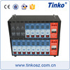 13 zone pid/manual hot runner temperature controller for plastic injection mould