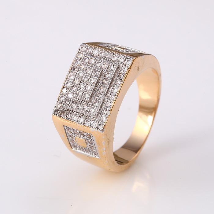 12380 vogue jewelry new model wedding stone rings for woman