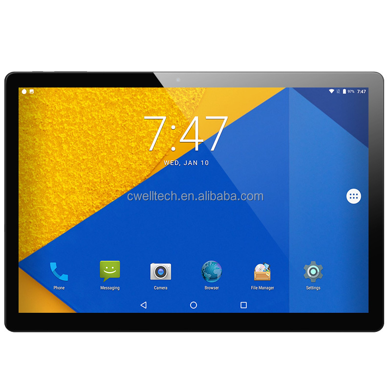 Android 7.0 MTK6753 octa core 2GB RAM 32GB ROM Type C port ALLDOCUBE POWER M3 Metal Cover 4G tablet 10 inch