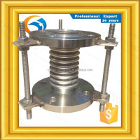 Manufacturer NO.1 In China Round Reinforced Metallic Expansion Joint Bellows