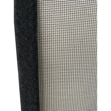 High Quality Fireproof Mosquito Preventing Plain Weave Fiberglass Magnetic Door Mesh