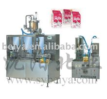 Whipped Cream Filling Machine