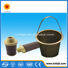 The emulsion regeneration Water filter element