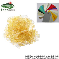 Top Selling Epoxy Polyester Powder Coating Resins Paint Raw Materials For Sale