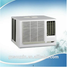 Window AC air conditioner without outdoor unit