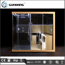 Sunrans New Fashional Multifunctional shower/Steam(Hammam) 2 in one Multifunction Room