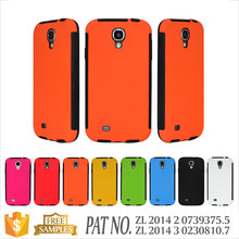 Screen protector bumper case for samsung s4 case