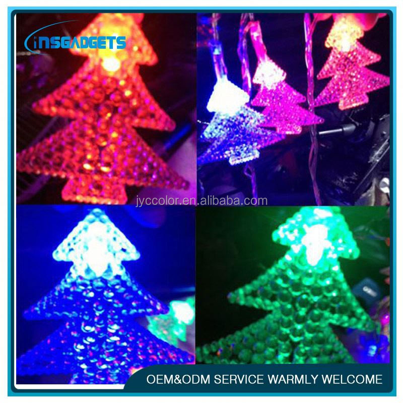 decorative running led lights for christmas , led animal christmas lights , led firecracker lights