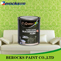 China Non-toxic Blackboard Paint for good sale