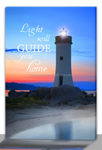 lighthouse decorative wall art,Led canvas pictures with lighthouse