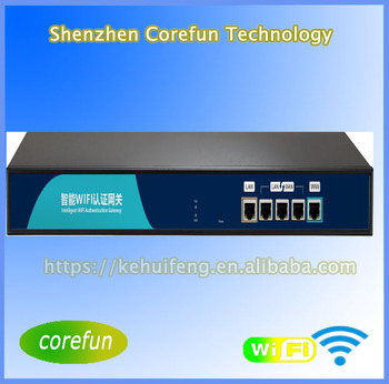 AC7000 Intelligent Multi-WAN Authentication Gateway & Controller