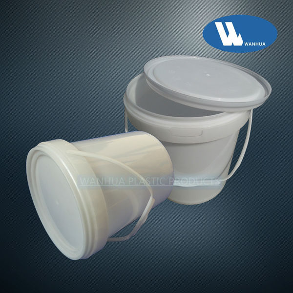 Food Grade Plastic Bucket 1 Gallon