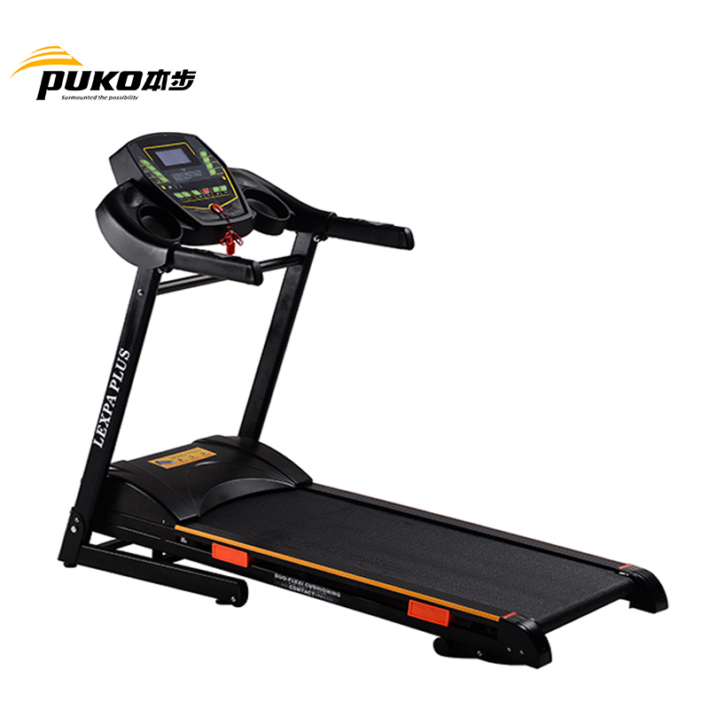 Fashion fitness gym equipment speed fit and power fit motorized sport track treadmill