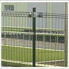double circle protection wire fence, double circle fence net, double circle panel fence