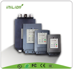 IAS6-30KW-4 protecting motor and reducing start current dc motor soft starter