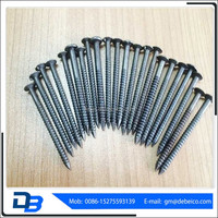 Black ring shank common nail with factory price