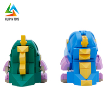 lovely products child safety plastic building connector toys for sale