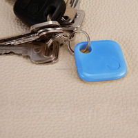 Customized Logo new product bluetooth tag tile 2 way connect smartphones gps locator key finder