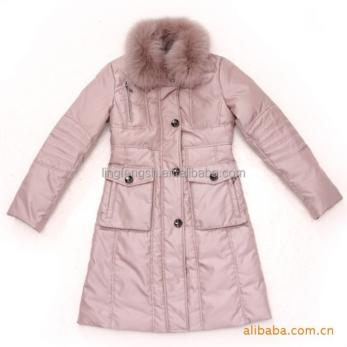 High Quality Ladies Fashion Feather Down Jacket Modern Today ...