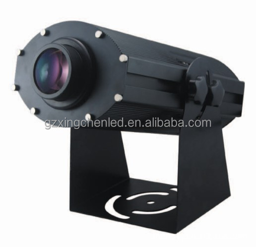 Guangzhou Dj 50W outdoor waterproof Led Gobo Logo Projector