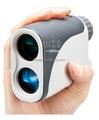 eyesight adjustable laser range finder clear view for golf