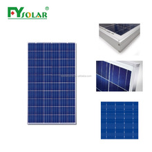 poly solar cell 250w PV solar module Indonesia/big power solar panel