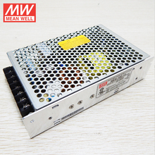 MEAN WELL AC/DC Switching Power Supply 5V 12V 15V 24V Single Output 100W 15V 7A Input 115/230VAC by switch UL CUL CB NES-100-15