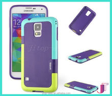 PC+PU waterproof mobile phone case for Samsung S5 I9600