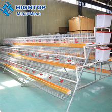 Hightop high quality 120 heads layer chicken cage guangzhou