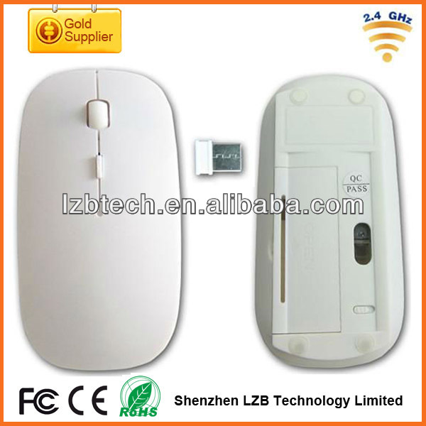 2.4GHz Mini Optical Wireless Mouse For Apple Mac