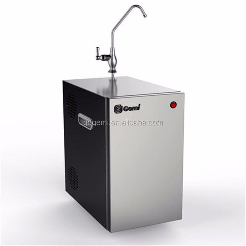 Ice bank water cooler Stainless Steel under-sink Water cooler