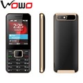 "OEM Mobile Phone 2.4"" Screen T319 32+32 Memory Dual Sim Dual Standby Quad Band GSM Cheap Mobile Phone"
