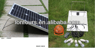 All-in-One Intelligent solar energy system for Menu board