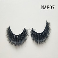 New Design False Eyelashes Hand Made 3D Mink Lashes