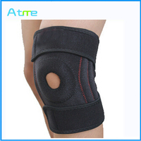 Adjustable Neoprene Spring Padded Open Patella Knee Support As Seen On TV